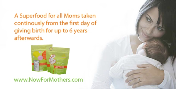 Now For Mothers Banner