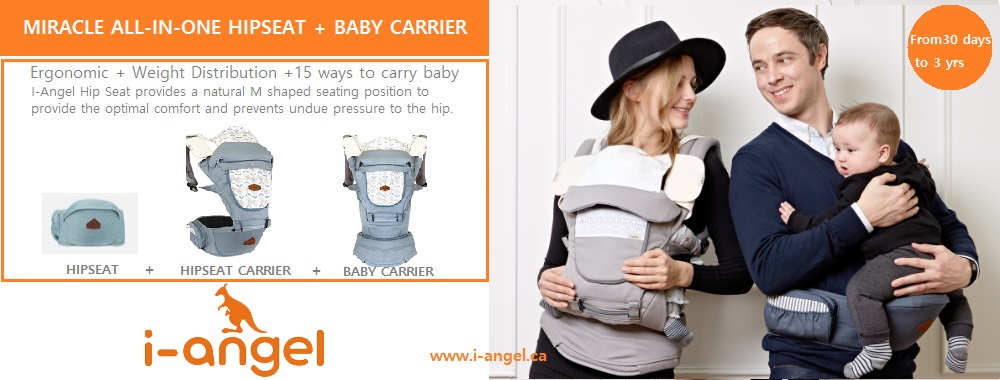 I Angel Hipseat Carrier Reviews Nanny Robina