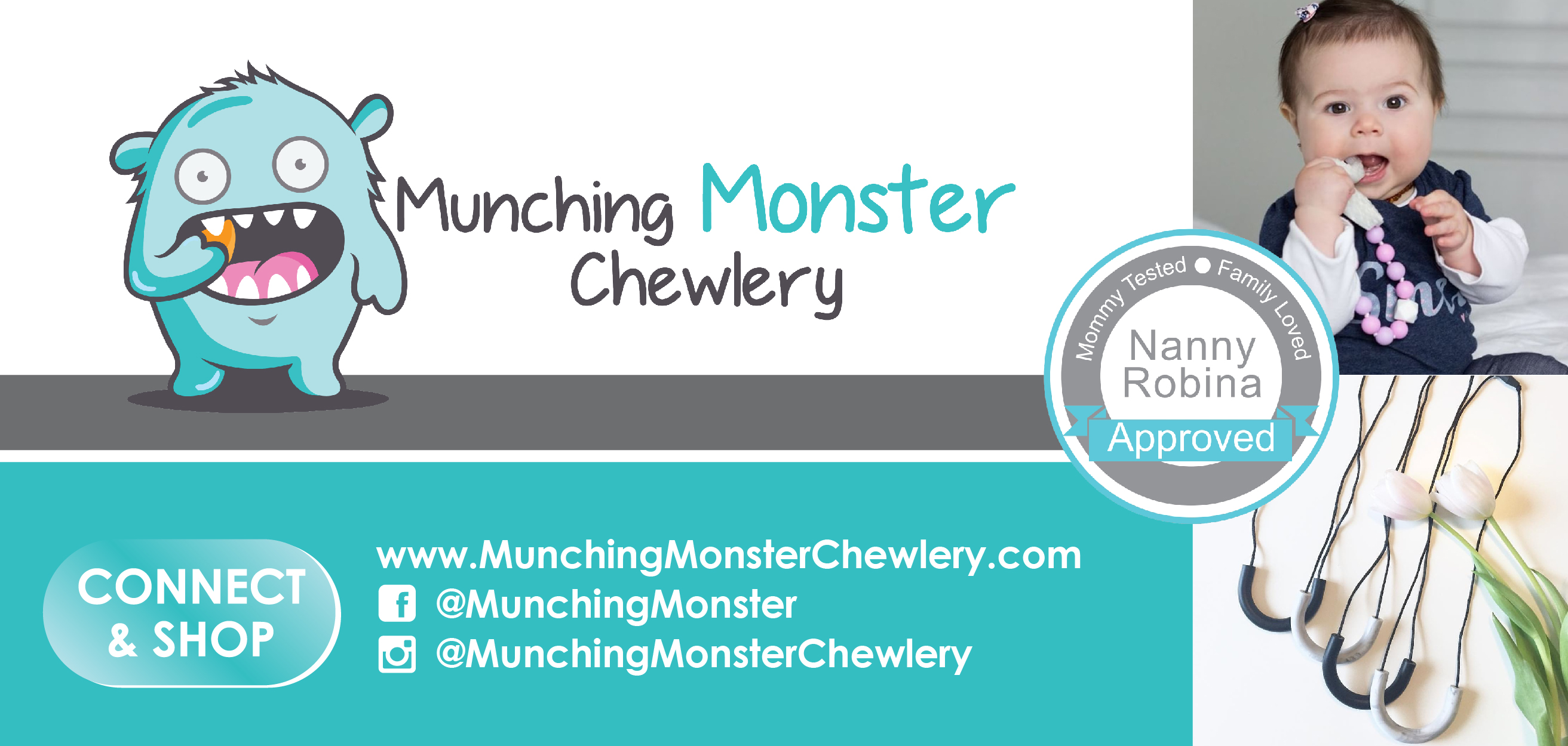 Munching Monster